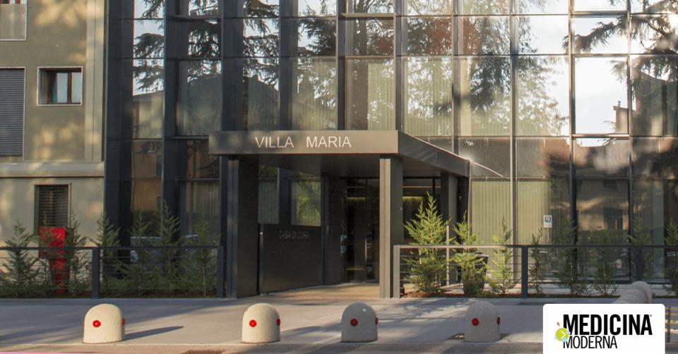 casa di cura villa maria a padova inaugura la nuova sede