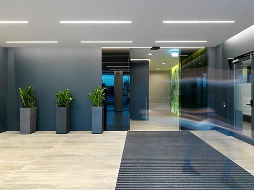 nuovi interni Centro di medicina Conegliano